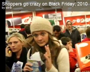 Black Friday Shopping