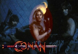 Valeria in Conan the Barbarian