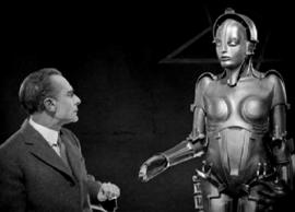 Robot in Metropolis