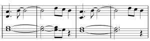 musical score excerpt